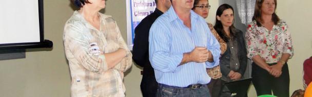 Presidente da Câmara participou da 5ª Mostra da Saúde
