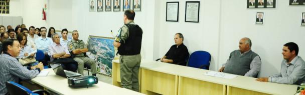 Avasb realizou reunião ordinária em Tio Hugo