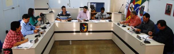 Câmara de Vereadores aprova Projetos em Pauta