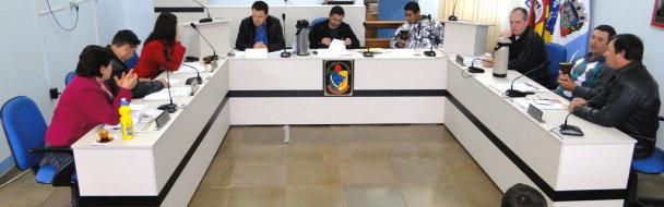 Vereadores debatem situação das Estradas do Município
