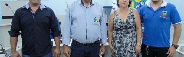 Jorge Luiz Berticelli eleito novo Presidente para 2020