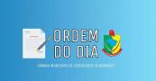 – ORDEM DO DIA SESSÃO EXTRAORDINÁRIA DE 09-01-2020 –