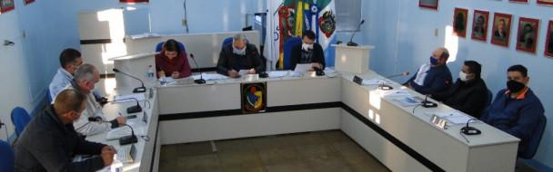 Fotos da Sessão Ordinária do dia 02 de Junho de 2020