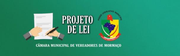 PROJETO DE LEI Nº004/2021, DE 08 DE JANEIRO DE 2021.