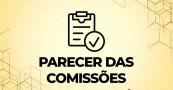 PARECER DAS COMISSÕES DO PROJETO DE LEI Nº0011/2021