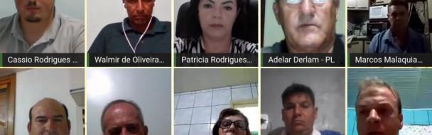 Vídeo: Sessão Ordinária Virtual dia 15/03