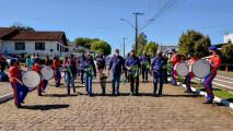 Vereadores participam do Desfile Cívico alusivo ao dia da Independência do Brasil